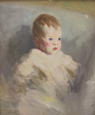 Robert Henri (American, 1865-1929). <em>Pat Roberts (II)</em>, 1915. Oil on canvas, 24 x 20 in. (61 x 50.8 cm). Brooklyn Museum, Bequest of Mary Fanton Roberts, 57.25 (Photo: Brooklyn Museum, CUR.57.25.jpg)