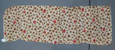 Onondaga Silk Company, Inc. (1925-1981). <em>Textile Swatches</em>, 1948-1959. Silk, 41 1/2 x 15 in. (105.4 x 38.1 cm). Brooklyn Museum, Gift of the Onondaga Silk Company, 64.130.106 (Photo: Brooklyn Museum, CUR.64.130.106.jpg)
