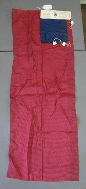 Onondaga Silk Company, Inc. (1925-1981). <em>Textile Swatches</em>, 1948-1959. Silk, a: 47 1/4 x 18 in. (120 x 45.7 cm). Brooklyn Museum, Gift of the Onondaga Silk Company, 64.130.107a-c (Photo: Brooklyn Museum, CUR.64.130.107a-c.jpg)