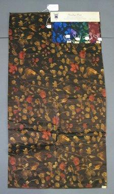 Onondaga Silk Company, Inc. (1925-1981). <em>Textile Swatches</em>, 1948-1959. Silk, a: 40 3/4 x 21 3/4 in. (103.5 x 55.2 cm). Brooklyn Museum, Gift of the Onondaga Silk Company, 64.130.232a-e (Photo: Brooklyn Museum, CUR.64.130.232a-e.jpg)
