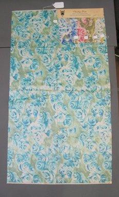 Onondaga Silk Company, Inc. (1925-1981). <em>Textile Swatches</em>, 1948-1959. Silk, a: 42 1/2 x 23 3/4 in. (108 x 60.3 cm). Brooklyn Museum, Gift of the Onondaga Silk Company, 64.130.239a-e (Photo: Brooklyn Museum, CUR.64.130.239a-e.jpg)