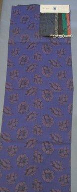 Onondaga Silk Company, Inc. (1925-1981). <em>Textile Swatches</em>, 1948-1959. Wool and silk, a: 18 x 54 3/4 in. (45.7 x 139.1 cm). Brooklyn Museum, Gift of the Onondaga Silk Company, 64.130.2a-f (Photo: Brooklyn Museum, CUR.64.130.2a.jpg)