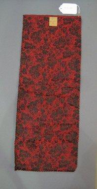 Onondaga Silk Company, Inc. (1925-1981). <em>Textile Swatches</em>, 1948-1959. Silk, 23 x 9 in. (58.4 x 22.9 cm). Brooklyn Museum, Gift of the Onondaga Silk Company, 64.130.337 (Photo: Brooklyn Museum, CUR.64.130.337.jpg)