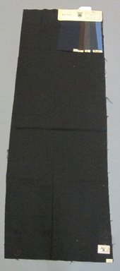 Onondaga Silk Company, Inc. (1925-1981). <em>Textile Swatches</em>, 1948-1959. wool, silk, 48 1/4 x 16 1/2 in. (122.6 x 41.9 cm). Brooklyn Museum, Gift of the Onondaga Silk Company, 64.130.659 (Photo: Brooklyn Museum, CUR.64.130.659.jpg)