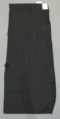 Onondaga Silk Company, Inc. (1925-1981). <em>Textile Swatches</em>, 1948-1959. Silk, 48 3/4 x 18 3/4 in. (123.8 x 47.6 cm). Brooklyn Museum, Gift of the Onondaga Silk Company, 64.130.715 (Photo: Brooklyn Museum, CUR.64.130.715.jpg)