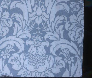 Attributed to J. Z. Zuber & Cie.. <em>Wallpaper</em>, ca. 1900. Paper, 21 7/8 x 22 in. (55.6 x 55.8 cm). Brooklyn Museum, Gift of Arlene M. and Thomas C. Ellis, 82.239.47 (Photo: Brooklyn Museum, CUR.82.239.47.jpg)