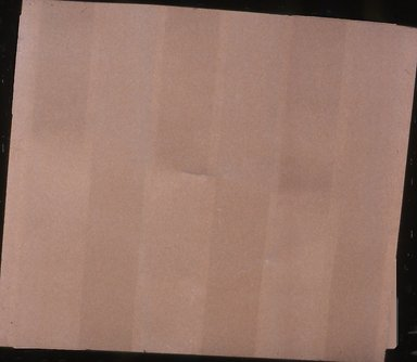 <em>Wallpaper</em>, ca. 1900. Paper, 20 x 20 1/2 in. (50.8 x 52.1 cm). Brooklyn Museum, Gift of Arlene M. and Thomas C. Ellis, 82.239.49 (Photo: Brooklyn Museum, CUR.82.239.49.jpg)