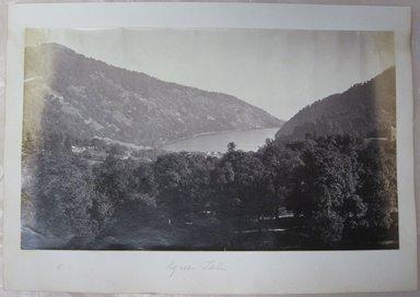 "Samuel Bourne (British, 1834-1912). <em>Print from ""Views of India,""</em> 1862-1872. Albumen silver photograph, 7 1/2 x 12 1/2 in. (19.1 x 31.8 cm). Brooklyn Museum, Gift of Matthew Dontzin, 85.274.2 (Photo: Brooklyn Museum, CUR.85.274.2.jpg)"