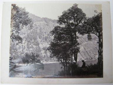"Samuel Bourne (British, 1834-1912). <em>Print from ""Views of India,""</em> 1862-1872. Albumen silver photograph, 9 x 11 in. (22.9 x 27.9 cm). Brooklyn Museum, Gift of Matthew Dontzin, 85.274.7 (Photo: Brooklyn Museum, CUR.85.274.7.jpg)"
