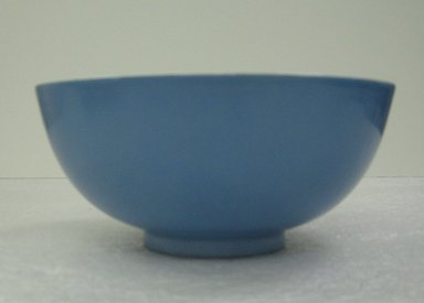 Seifu Yohei  III (Japanese, 1850-1914). <em>Dragon Bowl</em>, late 19th-early 20th century. Porcelain, 3 1/8 x 6 7/8 in. (7.9 x 17.5 cm). Brooklyn Museum, Gift of Dr. and Mrs. John P. Lyden, 86.271.51. Creative Commons-BY (Photo: Brooklyn Museum, CUR.86.271.51_side.jpg)
