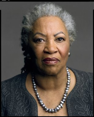 Timothy Greenfield-Sanders (American, born 1952). <em>Toni Morrison</em>, 2007. Ink-jet print, 58 x 44 in. (147.3 x 111.8 cm). Brooklyn Museum, Gift of Michael Sloane, 2017.18.2. © artist or artist's estate (Photo: Image courtesy of Devin Borden Hiram Butler Gallery, CUR.L2009.6.22_Devin_Borden_Hiram_Butler_Gallery_photo.jpg)