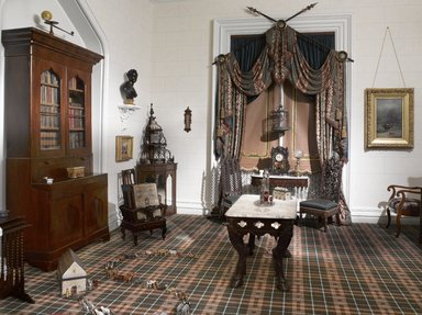 <em>Colonel Robert J. Milligan House Parlor</em>, 1854-1856. Brooklyn Museum, Dick S. Ramsay Fund, 40.930. Creative Commons-BY (Photo: Brooklyn Museum, DIG_E_2014_Milligan_Room_08_PS9_40.930.jpg)