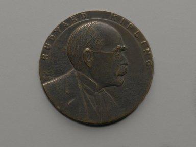 Rudyard Kipling 70th Birthday Tribute Medal