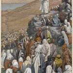 The Sermon of the Beatitudes (La sermon des béatitudes)