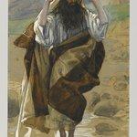 Saint Thaddeus or Saint Jude (Saint Thadée ou Saint Jude)