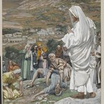 Le possédé au pied du Thabor (The Possessed Boy at the Foot of Mount Tabor)