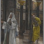 The Pharisee and the Publican (Le pharisien et le publicain)