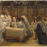 The Communion of the Apostles (La communion des apôtres)