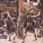 The Scourging on the Front (La flagellation de face)