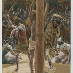 The Scourging on the Back (La flagellation de dos)