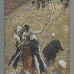 Agnus-Dei: The Scapegoat (Agnus-Dei. Le bouc émissaire.)