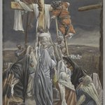 The Descent from the Cross (La descent de croix)