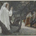 Jesus Appears to the Holy Women (Apparition de Jésus aux saintes femmes)