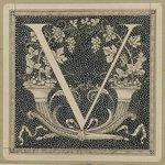Capital Letter V