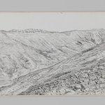 Mountains near Jerusalem