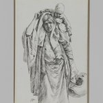 A Typical Woman of Jerusalem