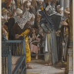 Jesus Among the Doctors (Jésus parmi les docteurs)