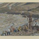Saint John the Baptist Sees Jesus from Afar (Saint Jean-Baptiste voit Jésus de loin)