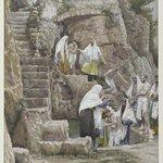 The Disciples of Jesus Baptize (Les disciples de Jésus baptisent)