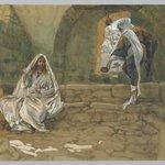 The Woman of Samaria at the Well (La Samaritaine à la fontaine)
