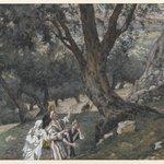 Jesus Went Out into a Desert Place (Jésus va dans un endroit désert)