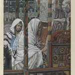 Jesus Teaches in the Synagogues (Jésus enseigne dans les synagogues)