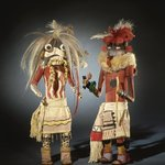 Kachina Doll (Tam-lam Kushokta)