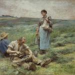 Old Harvesters Meal (La soupe du vieux faucheur)