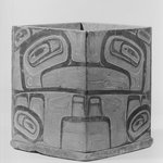 Household Box Representing Killer Whale (Taod)
