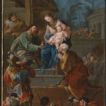 Adoration of the Magi (Adoración de los Magos)