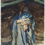 Bedouin Mother