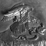 Eagle with Serpent (Aigle avec serpent)