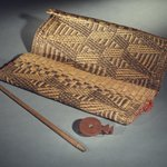 Medicine Bag with Pipe