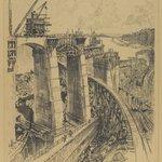 Approaches to Gatun Lock
