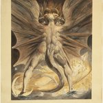 The Great Red Dragon and the Woman Clothed with the Sun (Rev. 12: 1-4)