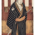 The Actor Sakata Hangoro II