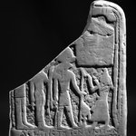 Votive Stela of Bes and Apollo
