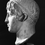 Head, Apollo of the Omphalos