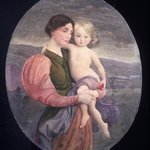 Mother and Child: A Modern Madonna