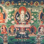 Avalokiteshvara and Deities